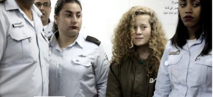 Palestinian Children in Jail