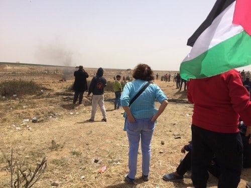 Gaza chemical attacks