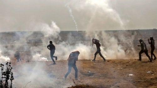 Chemical attacks in Gaza