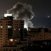 Gaza under bombardment Israel pounds Gaza, killing a pregnant woman and her child